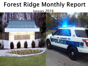 Riverside Police Report January 2016